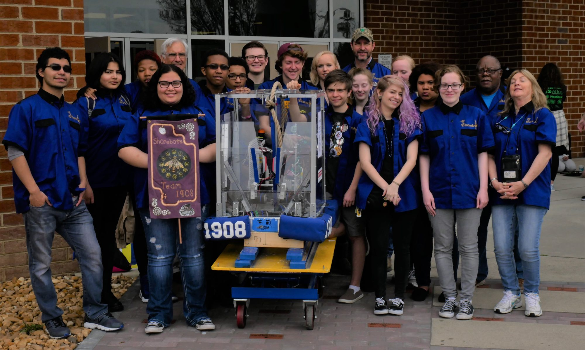 FRC Team 1908 Shorebots